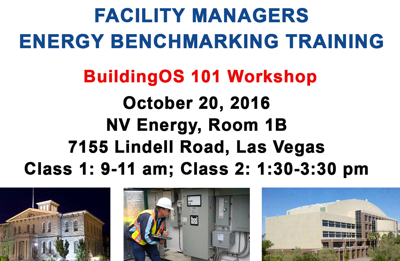 State Building Energy Benchmarking Training