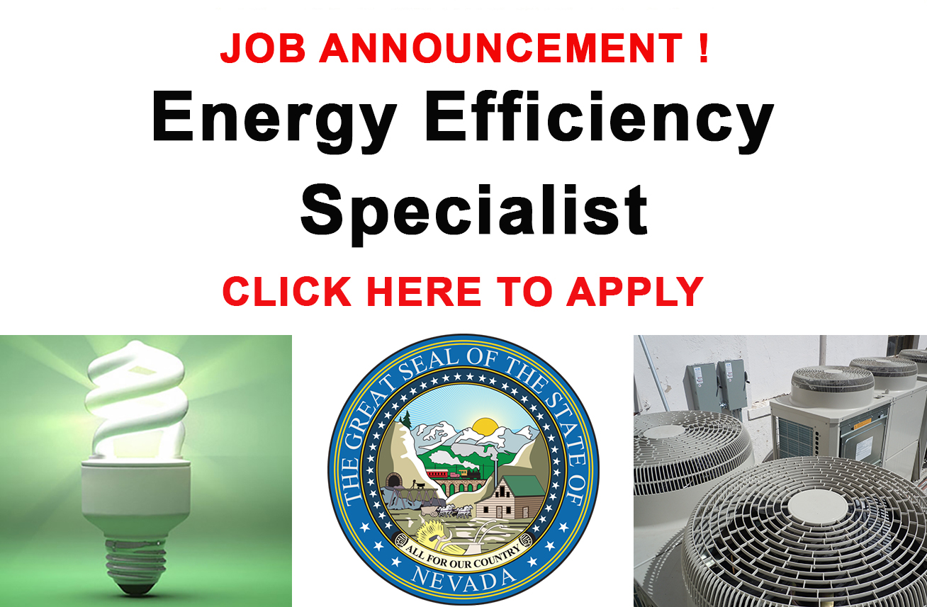 Hiring For Energy Efficiency Specialist
