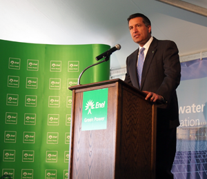 Governor Sandoval Welcomes Enel Power